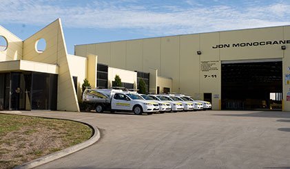 JDN Crane service