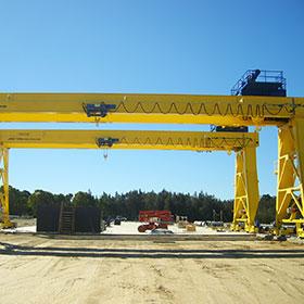 Mining Cranes