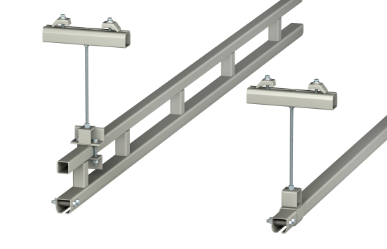 Ceiling Mount Dropper Rods