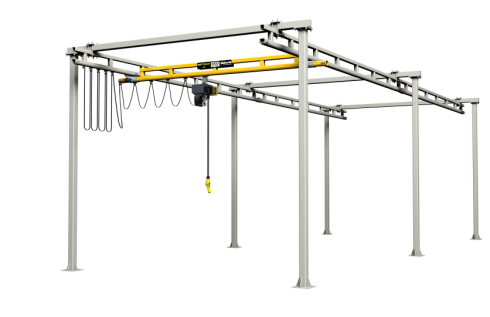 Floor Mounted Cranes